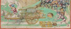 Diebold Schilling, Amtliche Berner Chronik, Bd. 1 Bern · 1478-1483 Mss.h.h.I.1  Folio 96