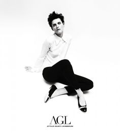 Stella Tennant for Attilio Giusti Leombruni | We've got your size in AGL at www.berenshoes.com
