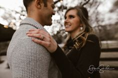 Carriage House Engagement