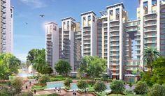 Galaxy North Avenue 2 new residential flats build beautifully eco- friendly society.