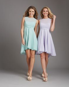 Wedding Style Forecast: Loveliest Bridesmaid Dresses for 2015 - MODwedding