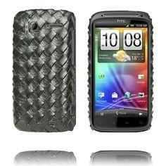 Longhorn (Sort) HTC Sensation Deksel