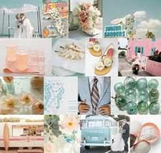 Top Choice   Mood: Nantucket Island seaside wedding Colors: Red, sky blue, clamshell grey, and white