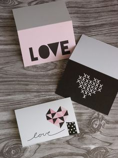 Free Printable Valentine's Day Cards.