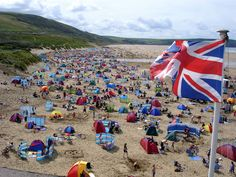 Woolacombe....Great British Seaside!