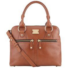 Buy Modalu Pippa Mini Leather Grab Handbag Online at johnlewis.com