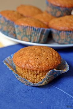 Sugar Free Cookie Whole Wheat Muffins