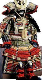 armadura samurai