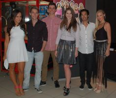 Xenia Goodwin, Alicia Banit, Dena Kaplan, Jordan Rodrigues, Thomas Lacey and Tim Pocock for Dance Academy