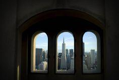 Coit Tower Windows