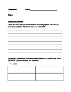 Proposal Example Essay Hatchet Essay Prompt Professional Resume Templates Essay Examples For High School also High School Essays Topics Hatchet Essay Prompts  Mistyhamel Extended Essay Topics English
