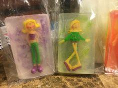 Bendi girl soap