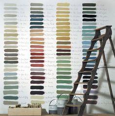 L A R G E colour board