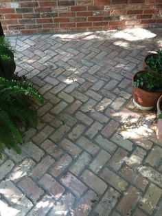 29 Backyard Patio Paver Designs 8 Best Walkway and Patio Paver Design Ideas for 2020 Outdoor Walkway, Backyard Patio, Backyard Landscaping, Patio Roof, Gravel Walkway, Front Walkway, Landscaping Ideas, Patio Design, Garden Design