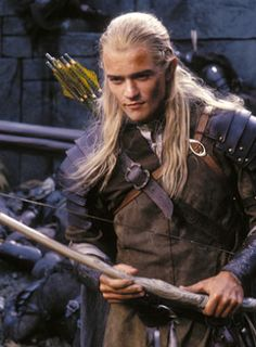 Legolas- Lord of the Rings