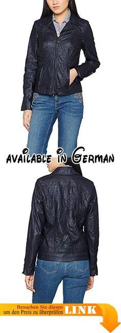 Jacke/Jacket, Blouson Femme, Bleu (Dark Blue 5626), 38Set