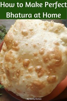 Bhatura recipe for chole. This chole bhature is an authentic Punjabi cusine. How to Make fluffy bhature. Appetizer Recipes, Snack Recipes, Cooking Recipes, Puri Recipes, Cooking Tips, Paratha Recipes, Diet Recipes, Bhatura Recipe, Roti Recipe