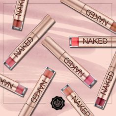 #BeautyNews Urban Decay Cosmetics keeps thinking of new ways to get naked! Their Spring 2014 collection features all new and permanent Naked lipglosses in 9 different shades.