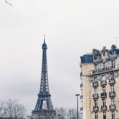 Sorry Paris, I'm taking back the California sunshine with me. You're still gorgeous even though you're gloomy.