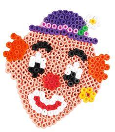 Clown Hama beads - Funny Face 3232 - HAMA