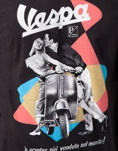 Camiseta Vespa - Pull
