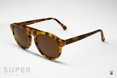 Retrosuperfuture 'Racer dark Havana' sunglasses