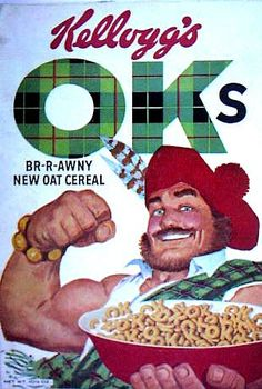 This was the best dry cereal - from very early childhood - 1958...