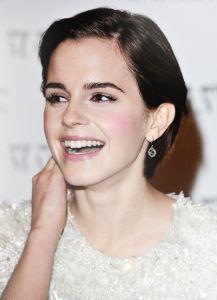 Coiffure Emma Watson