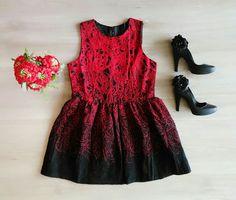 Vestido Boneca! Lindo!!! Patris Boutique, prazer em vestir você!