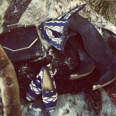 AUTUMN + WINTER '12 | the ZEUS Boot | the TRICIA Clutch | the NAJET Loafer | thecobrasociety.com