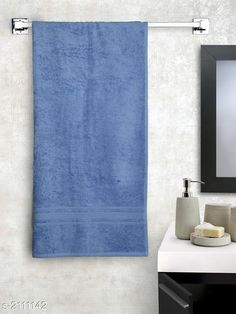 Bath & Beach Towels Lovely Cotton Bath Towel Material : Cotton Size ( L X B ) : 75 cm X 150 cm Description : It Has 1 Piece Of Bath Towel Pattern : Solid Sizes Available: Free Size *Proof of Safe Delivery! Click to know on Safety Standards of Delivery Partners- https://ltl.sh/y_nZrAV3  Catalog Rating: ★4.2 (906)  Catalog Name: Lovely Cotton Bath Towels Vol 4 CatalogID_279687 C71-SC1110 Code: 492-2111142-