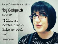 Check out this month's Author Interview with Icy Sedgwick!