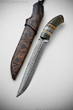 Work from 2011 | André Andersson Custom Knives - null