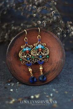 Mote: Волшебные кружева от Лены Ляшевской