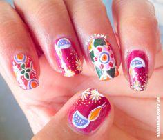 30 Diwali Nail Arts Ideas Nail Arts Nail Art Nails