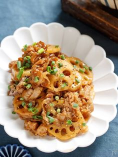 Pork Recipes, New Recipes, Vegetarian Recipes, Cooking Recipes, Japanese Menu, Pork Roll, Zucchini Fries, Appetisers, Macaroni And Cheese