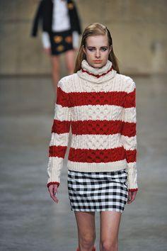Ashley Williams - FW13/14 - London Fashion Week
