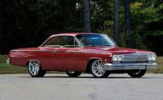 62 Chevy Bellaire