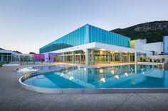Centre aquatique de Pays de Foix  pour connaitre les horaires d'ouverture cliquez sur le lien.