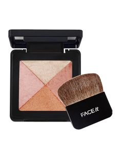 Nature Story THE FACESHOP FACE IT ARTIST CUBE BLUSHER 03 CORAL.