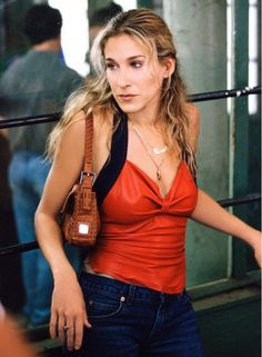 """Maybe the best any of us can do is not to quit, play the hand we've been given, and accessorize the outfit we've got."" – Carrie Bradshaw #WWWQuotesToLiveBy"