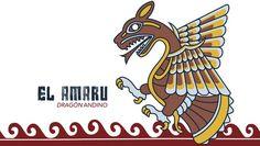 whynot magazine: El Amaru: dragón andino