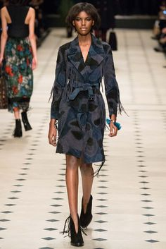 S Burberry Prorsum - Fall 2015 Ready-to-Wear Collection