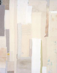 SERGEJ JENSEN Untitled, 2008 Mixed fabrics and thread 94 5/8 x 122 inches Courtesy Anton Kern Gallery, New York