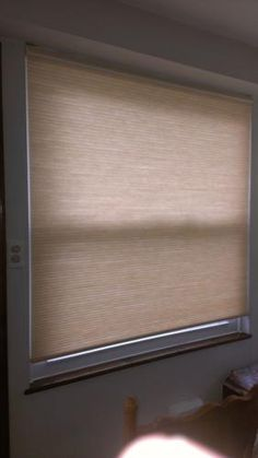 """Our customer said: """"I LOVE LOVE LOVE the way the cordless blinds work. It is so great with these 2 little kids running around."""""""