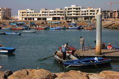 Muelle Rabat - Paseo Barca