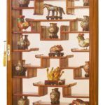 Hanging Curio Display Cabinet Shop Wall Hanging Curio Cabinet Products On Houzz for Your Incredible Hanging Curio Display Cabinet
