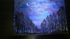 Nigh forest