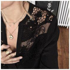 Black Friday et médaille @adelineaffre raccourcie ✨ #maisonirem #adelineaffre #promod ...