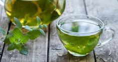 Recette de Tisane brûle-graisses au citron vert et à la menthe. Facile et rapide à réaliser, goûteuse et diététique.
